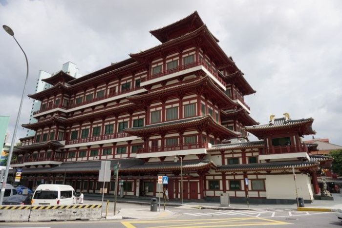 Buddha Tooth Relic Temple (ChinaTown)