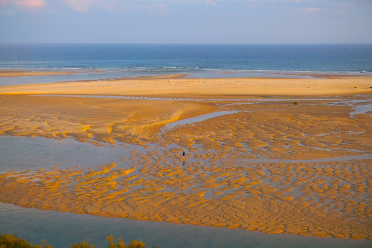 Cacela Velha, Parque Natural da Ría Formosa