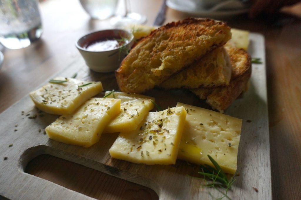 Tabla de quesos, Aldeia da Cuada