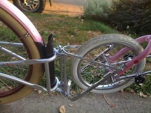Transporter son enfant à vélo - le Follow-me