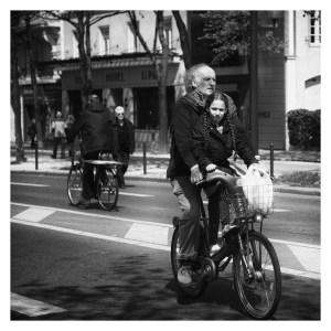 Faites du vélo pendant la journée sans voiture à Paris