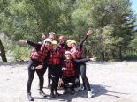 rafting dans le Queyras