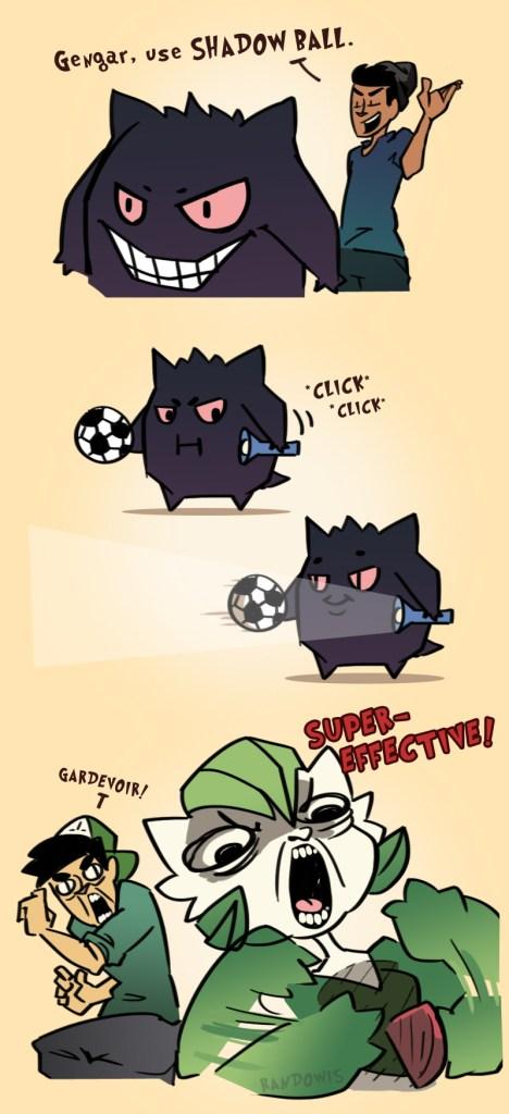 Shadow-ball