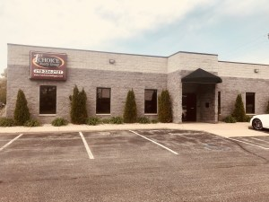 Office building outside from front parking lot | R & R Individual Counseling & Family Therapy Office in La Porte, IN 46350