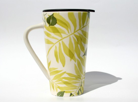 Pottery Barn Travel Mug