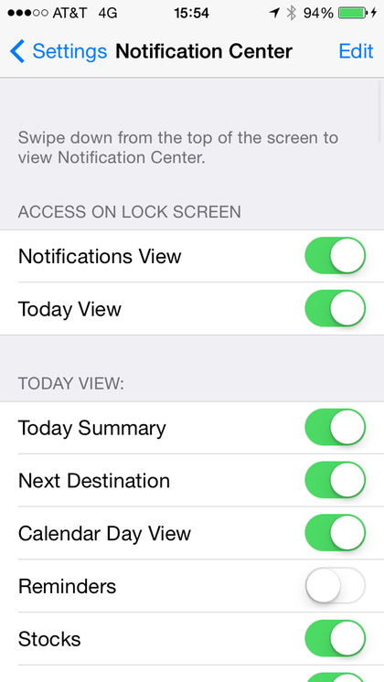 notificationcenter