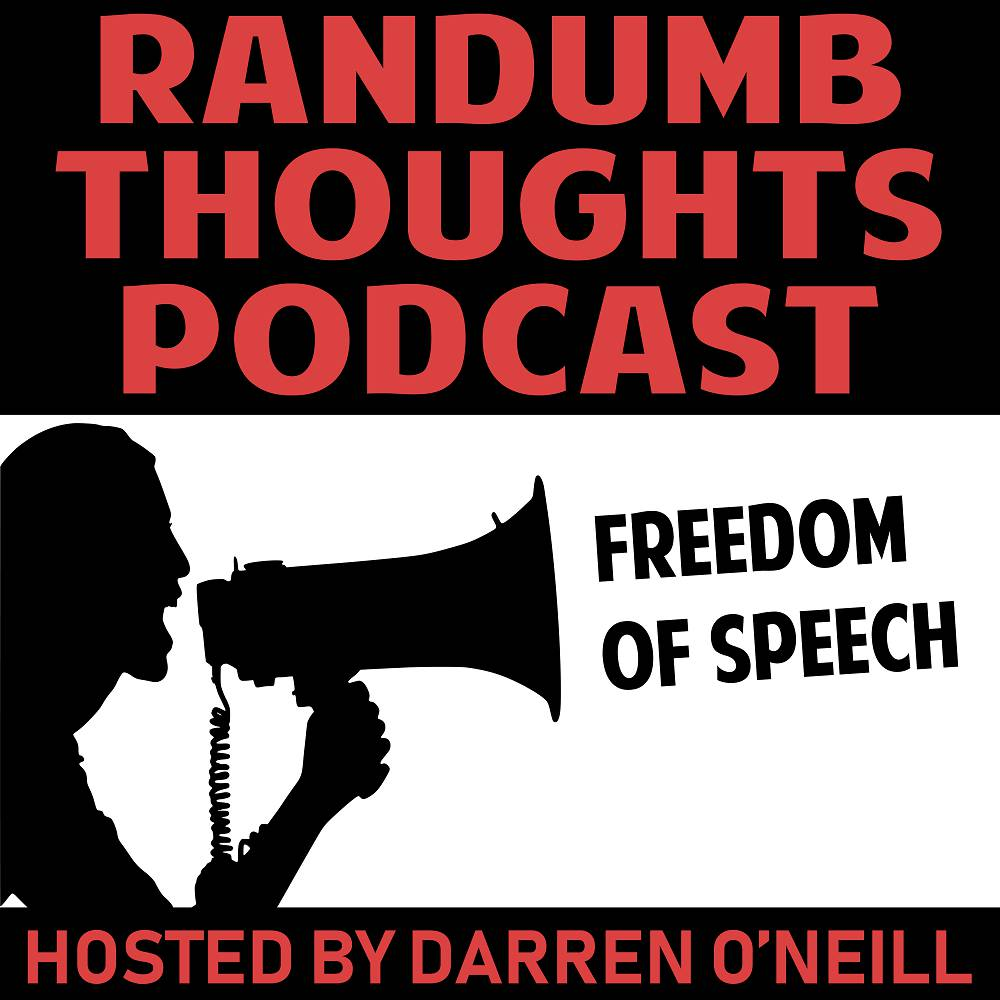 Randumb Thoughts Podcast Logo
