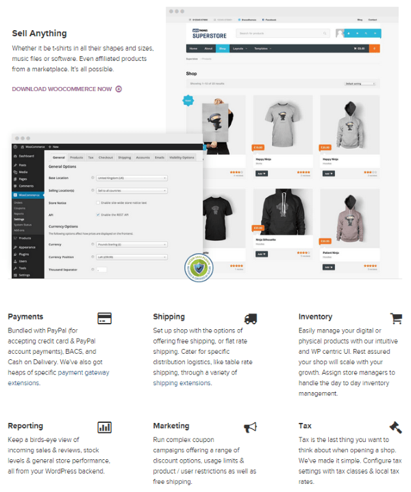 Building an Online Store with WooCommerce - What is WooCommerce
