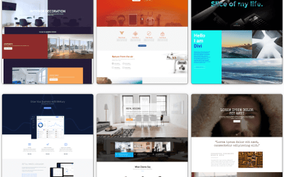 WordPress Design Trends 2017 – Child Themes and Layouts