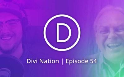 Guest Appearance on Elegant Theme's Divi Nation