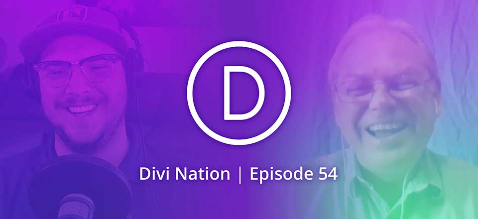Guest Appearance on Elegant Theme's Divi Nation