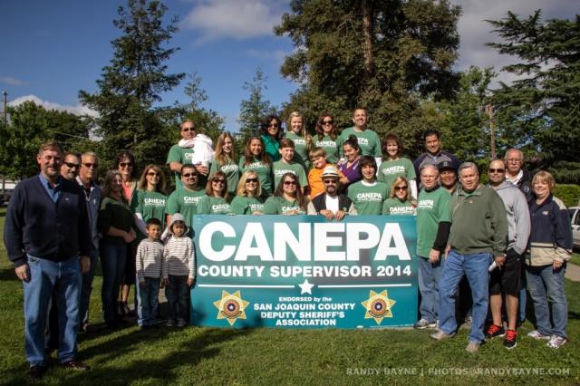 Paul Canepa for San Joaquin County Supervisor