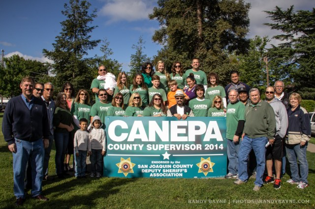 Paul Canepa for San Joaquin County Supervisor