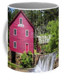 Starr's Mill mug