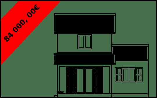 Nos modèles de villas à moins de 100 000€