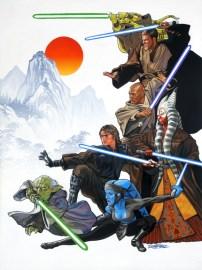 The Seven Jedi