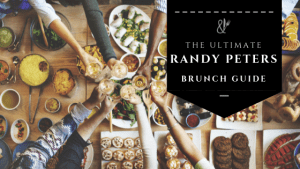Randy Peters Catering Brunch Options