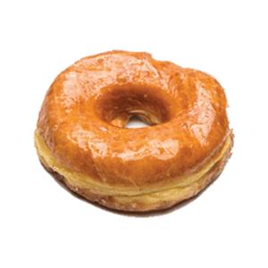 Randy's Glazed Raised Donut