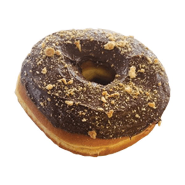 Randy's Nutella Raised Donut