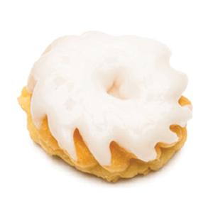 Randy's Vanilla Iced Cruller Donut