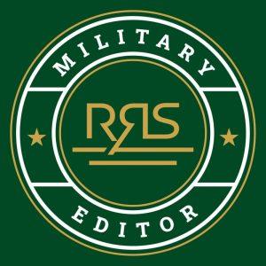 Randy Surles Military Editor Logo