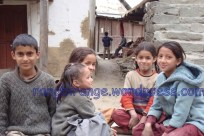 Happy Himachali Kids