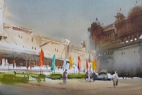 Watercolor-Paintings-by-Vijay-Achrekar_02
