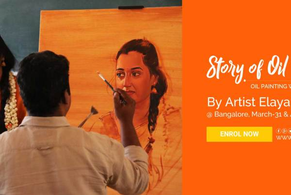 Oil painting workshop Bangalore