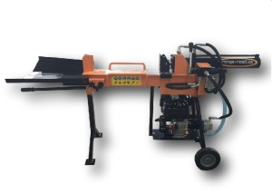 RR120 12 Ton Hydraulic Log Splitter 4 Second Cycle time, Gas