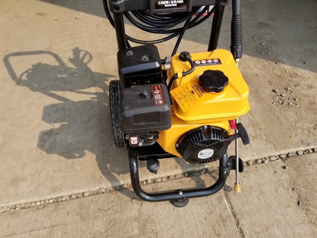 RR205 3100 Psi Pressure Washer