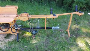 RR2501 hydraulic Infeed