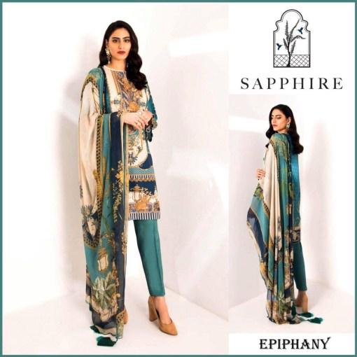 sapphire lawn dresses