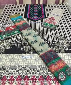 Charizma embroidered dresses