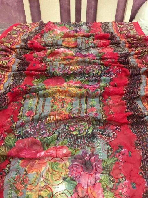linen latest dresses