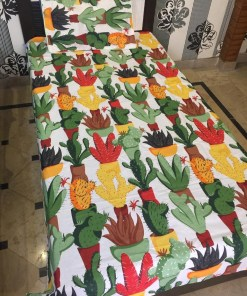 cotton printed sheets