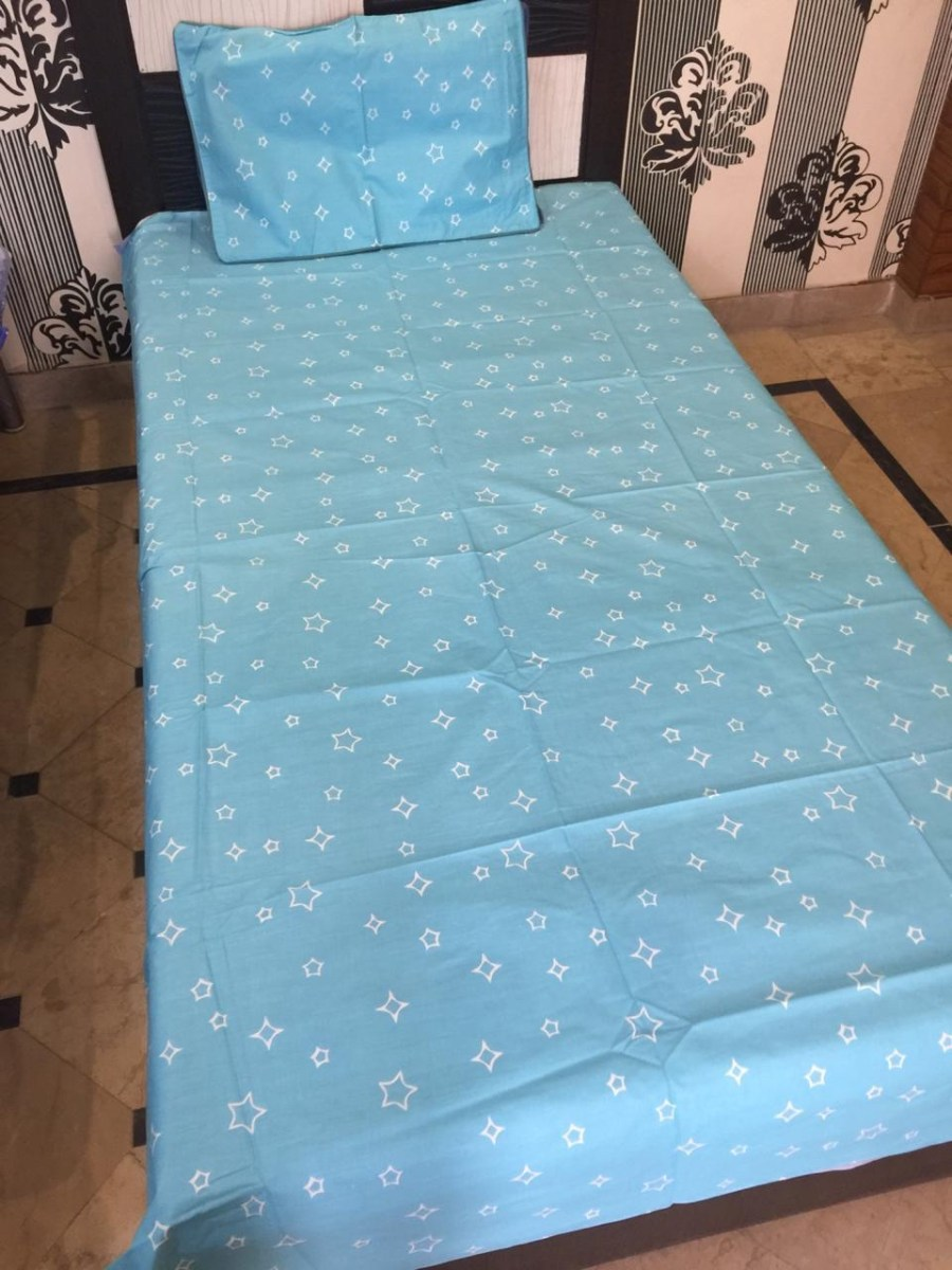 cotton printed sheets