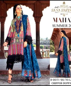 Sani safinaz Summer Collection 2021