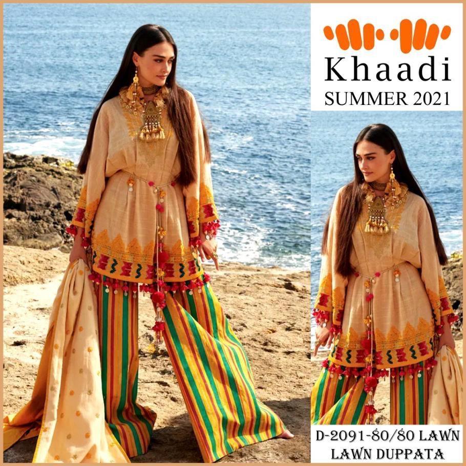 Khaadi Summer Collection 2021