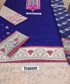 zahra ahmad unstitched designs