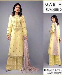 Maria.B Summer Dresses 2021