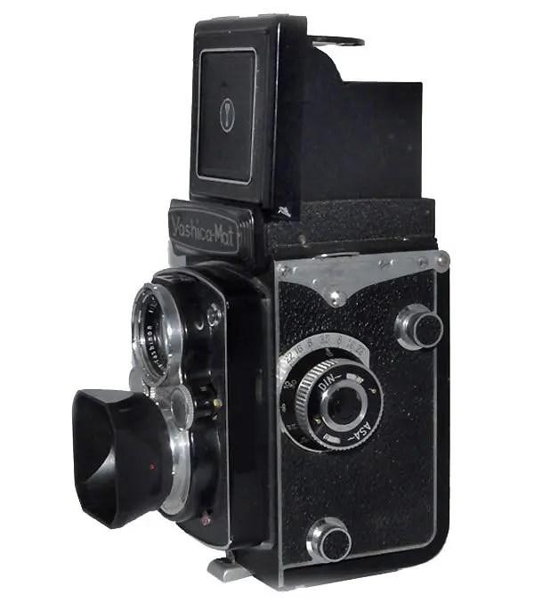 Yashica-Mat 6x6 camera (1957)