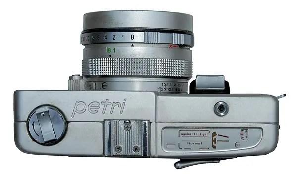 Petri Racer top plate