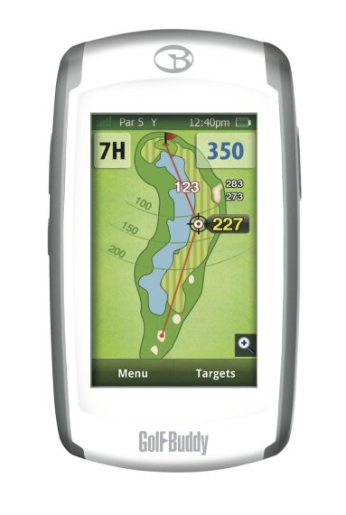 Best Golf GPS Reviewed Tested   Compared GolfBuddy Platinum GPS Rangefinder