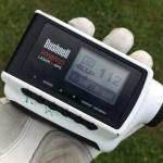 bushnell hybrid golf rangefinder