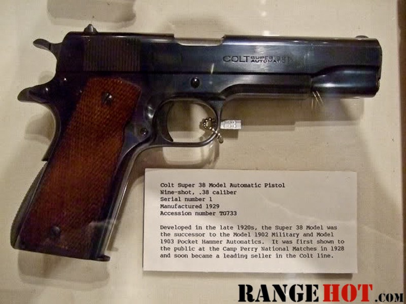 Colt Factory Tour, First and Second visit
