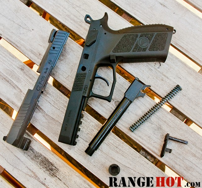 CZ P09, pushing past what a duty pistol is