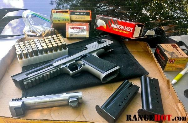 44 Magnum conversion kit for Desert Eagle  50 AE