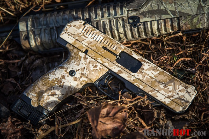 Hi-Point 45 Auto pistol and carbine, self defense on a budget