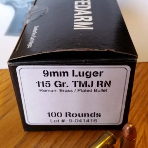 FedArm (Federal Armament) Ammo Review - Range Hot