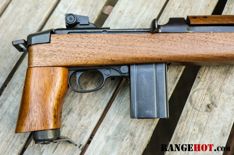 the new inland m1 carbine